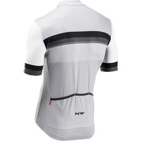 Northwave Origin Short Sleeve Jersey Men, blanc/gris